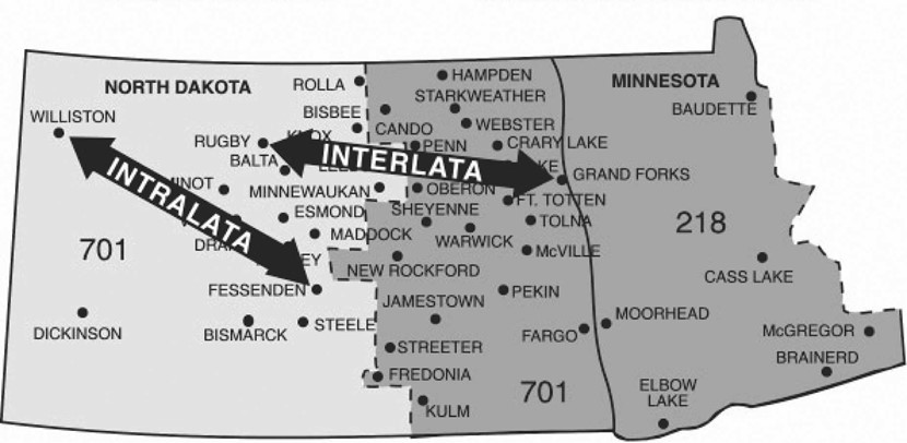 Free LATA Map For Download Free Regional LATA Maps For Download - Houston lata map