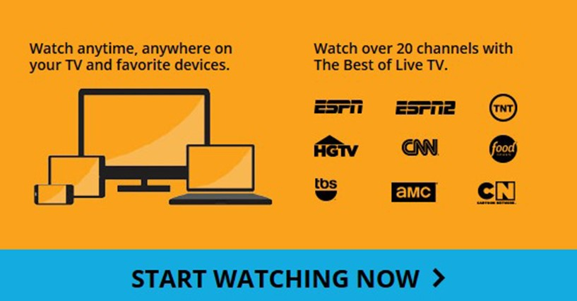 Watch SlingTV today