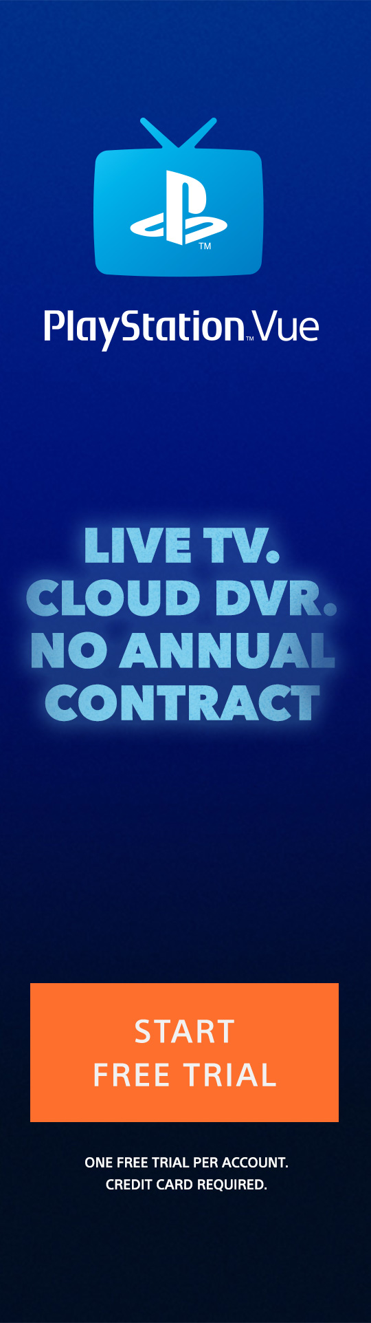 PlayStation Vue | Dickey Rural Networks